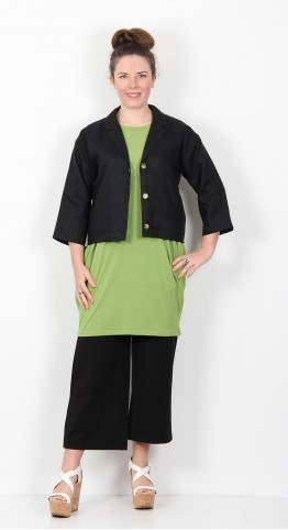 Masai Clothing Jade Jacket Black