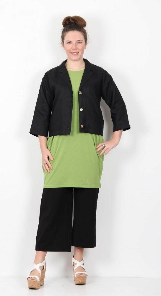 Masai Clothing Jade Jacket Black