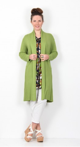 Masai Clothing Lisa Cardigan Peridot