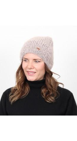 Miss Sparrow Pauli Beannie Hat Pink