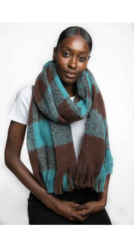 Miss Sparrow Mia Scarf Teal