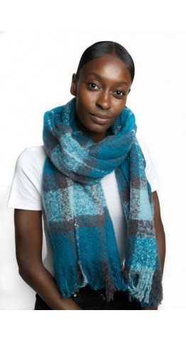Miss Sparrow Abby Scarves Blue