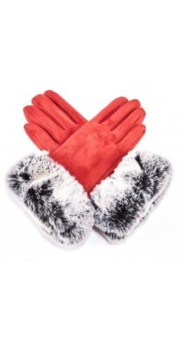 Miss Sparrow Connie Gloves Rust