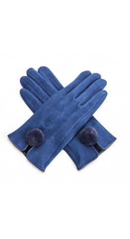 Miss Sparrow Joanna Gloves Navy