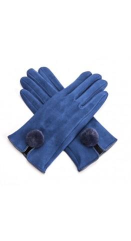 Miss Sparrow Joanna Gloves Navy