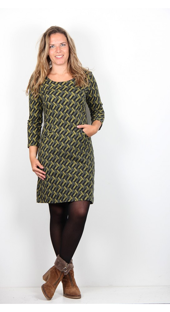 Nomads Tunic Tunic Dress Khaki