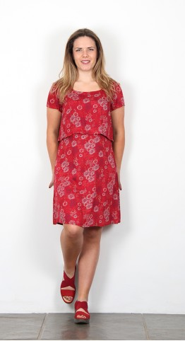 Nomads Layer Dress Jam