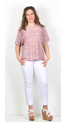 Oska Clothing Ankea Top Rose