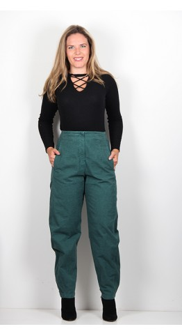 Oska Clothing Olami Trousers Breeze Check