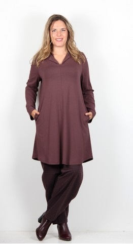 Oska Clothing Acita Dress Flint