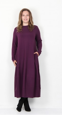 Oska Clothing Jove Dress 911 Berry
