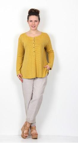 Oska Clothing Pullover Hellena 046 Nugget