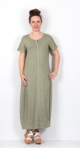 Oska Clothing Dress Dilja 021 Hay
