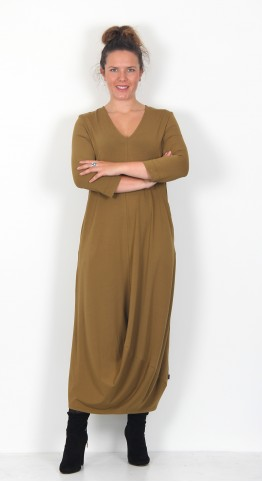 Oska Clothing Dress Botilda 003 Savanna