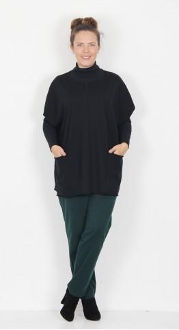 Oska Clothing Pullunder Cusidi 044 Black