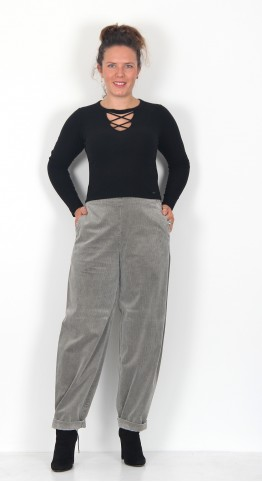 Oska Clothing Trousers Lepelo 025 Moon