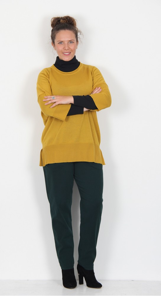 Oska Clothing Pullover Stimo 023 Honey