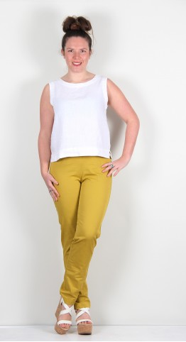 Oska Clothing Trousers Ropa 107 Cotton Superstretch Seed
