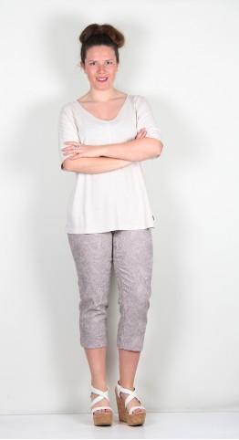 Oska Clothing Shirt Palmy 112 / Hemp-Organic-Cotton-Blend Linen