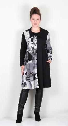 Ralston Kemal Shirt/Jacket Black/Silver