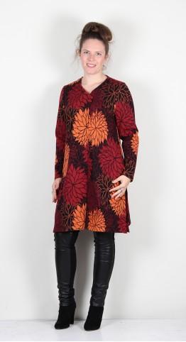 Ralston Stretch Cotton Flower Print Mamaz Jacket Autumn