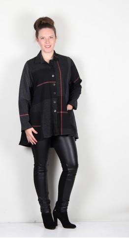 Ralston Wally Shirt/Jacket Black/Spice