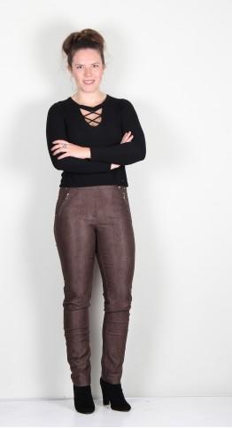 Robell Trousers Nena Bronze