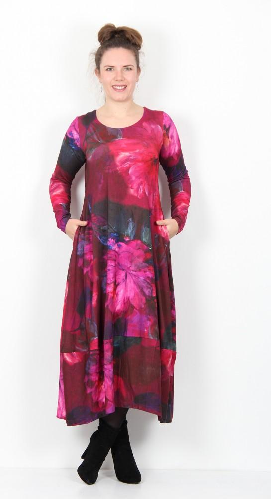 Sahara Clothing Posey Print Bubble Dress