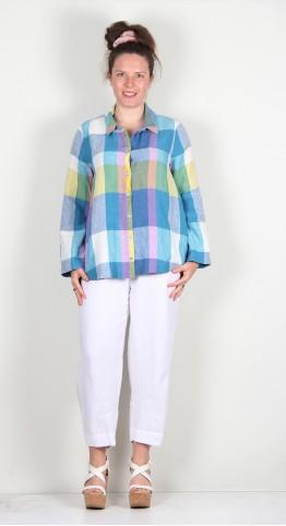Sahara Clothing Madras Check Shirt Multi