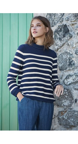 Seasalt Clothing Between Tides Jumper Ahoy Marine