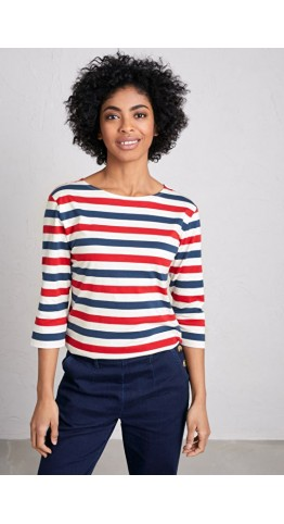 Seasalt Clothing Sailor Top Duet Cornish