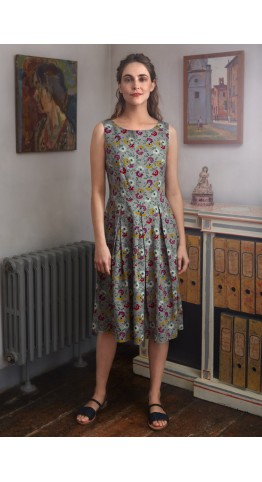 Seasalt Clothing Merthen Dress  Freehand Floral