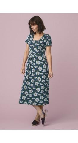 Seasalt Clothing Short-sleeved Seed Packet Dress