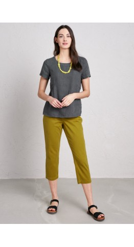 Seasalt Clothing Albert Quay Crops Pear