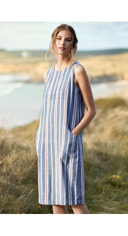 Seasalt Clothing Beach Cabin Dress Publication