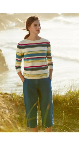 Seasalt Clothing Speckled Wood Jumper