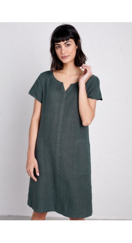 Seasalt Clothing Okanum Dress Nickel