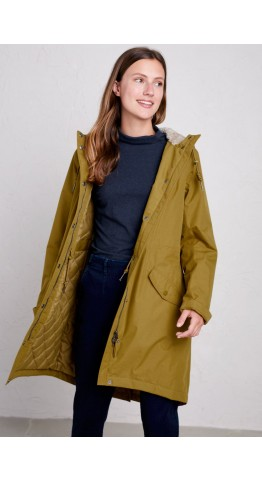 Seasalt Clothing Pant Hunter Coat 2 Oak