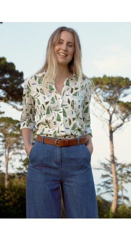 Seasalt Clothing Larissa Shirt Summer Saul Boats Heath