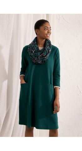Seasalt Clothing Wood Block Dress Thicket