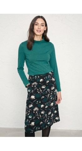 Seasalt Clothing Landing Top Studio Green