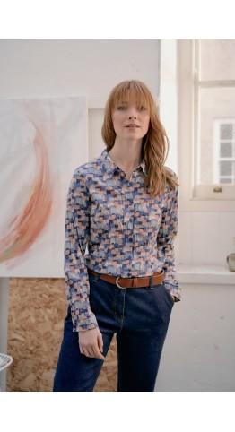 Seasalt Clothing Larissa Shirt Cornish Cottages Sailor