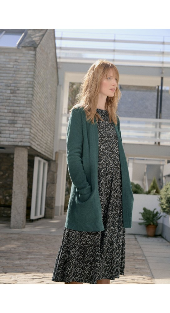 Seasalt Clothing Withan Cardigan Thicket