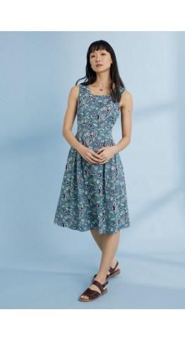 Keeper's Croft Dress Ceramic Blooms Schooner