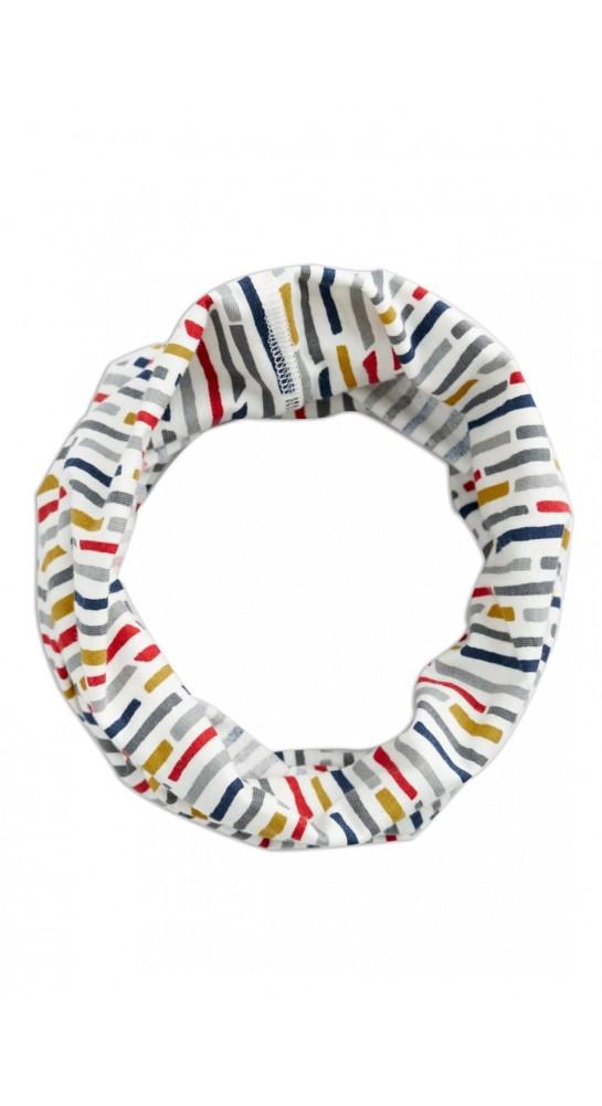 Seasalt Clothing Handyband Stem Geo Ecru