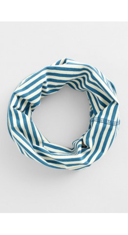 Seasalt Clothing Handyband Mini Stripe Dark Cadet