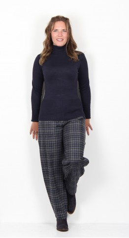 Soyaconcept Dollie 145 Roll Neck Pullover Navy