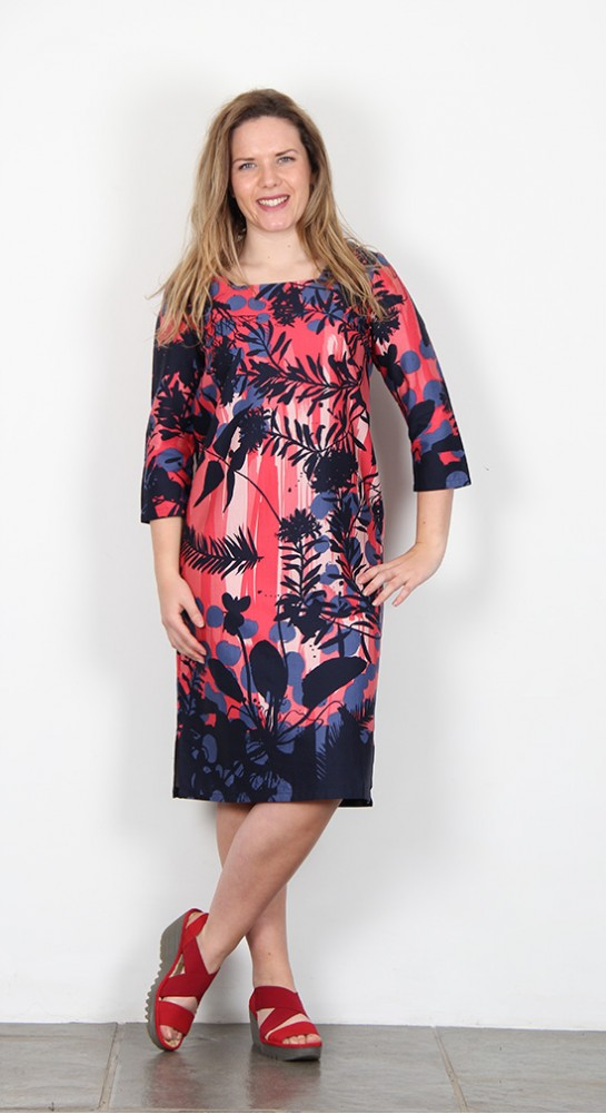 Thought Clothing Bernice Floral Tunic Dress