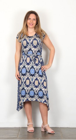 Thought Clothing Polynesia Cotton Bamboo Dress