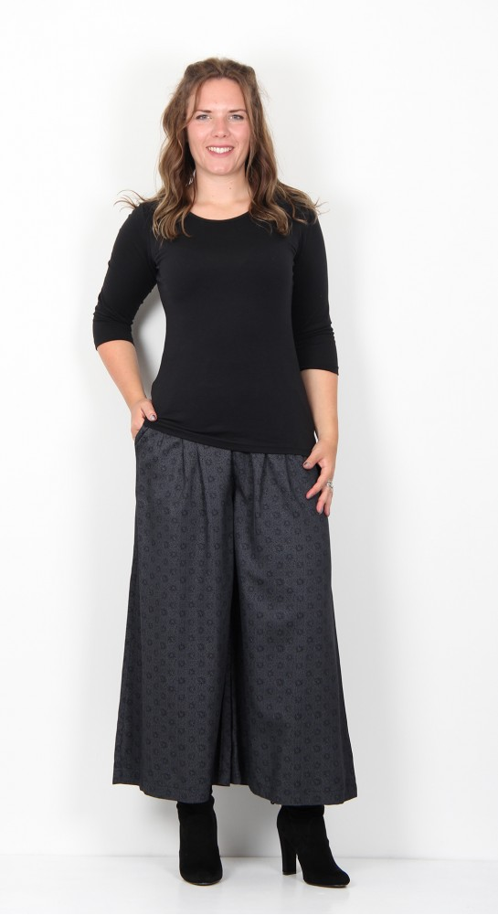 Thought Clothing Ebboney Culotte Midnight